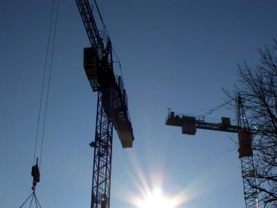 Chancen für die Effizienzsteigerung Sensorik Baustelle
