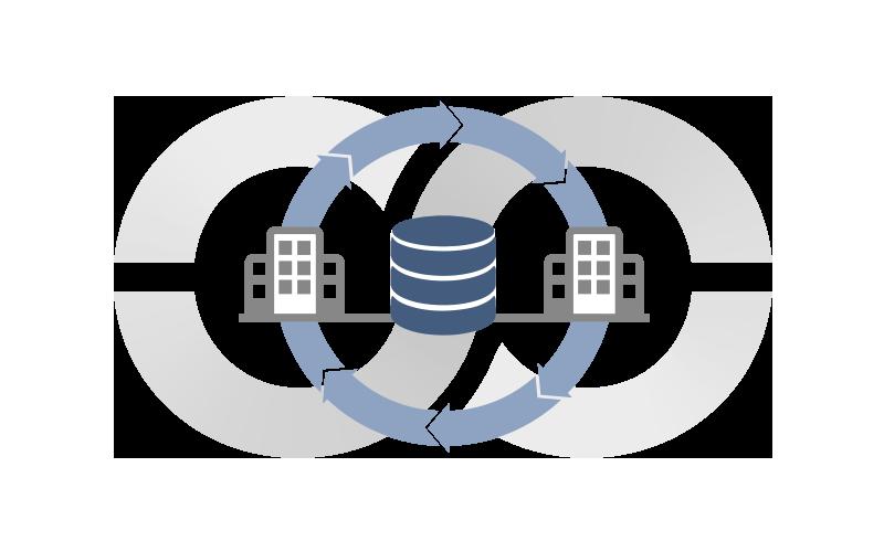 NUCE Consulting-Output: Digitaler Zwilling für den gesamten Gebäudelebenszyklus.