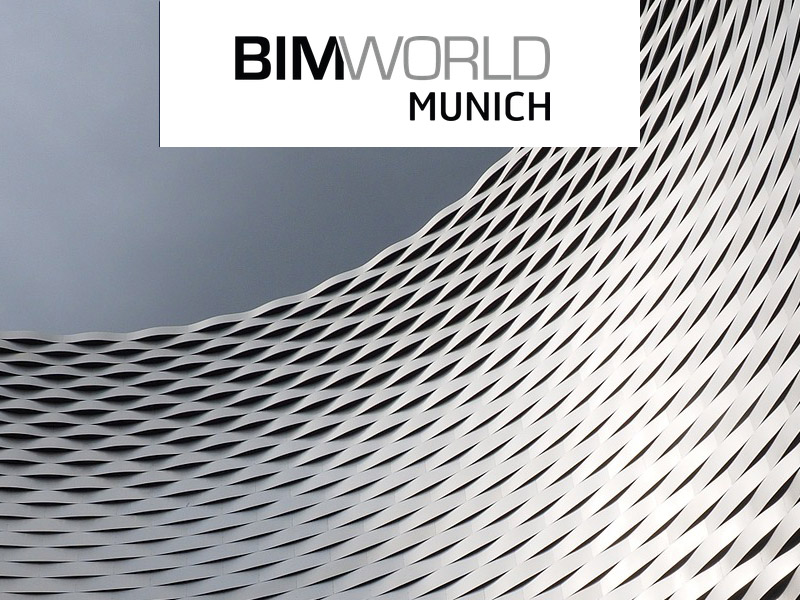 NUCE Consulting GmbH ist Aussteller auf der BIM World 2019 in München